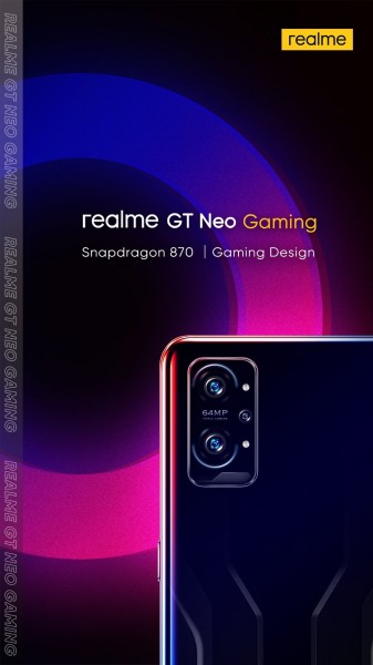 Realme GT Neo2 gets TENAA certified, might launch as GT Neo Gaming in some markets