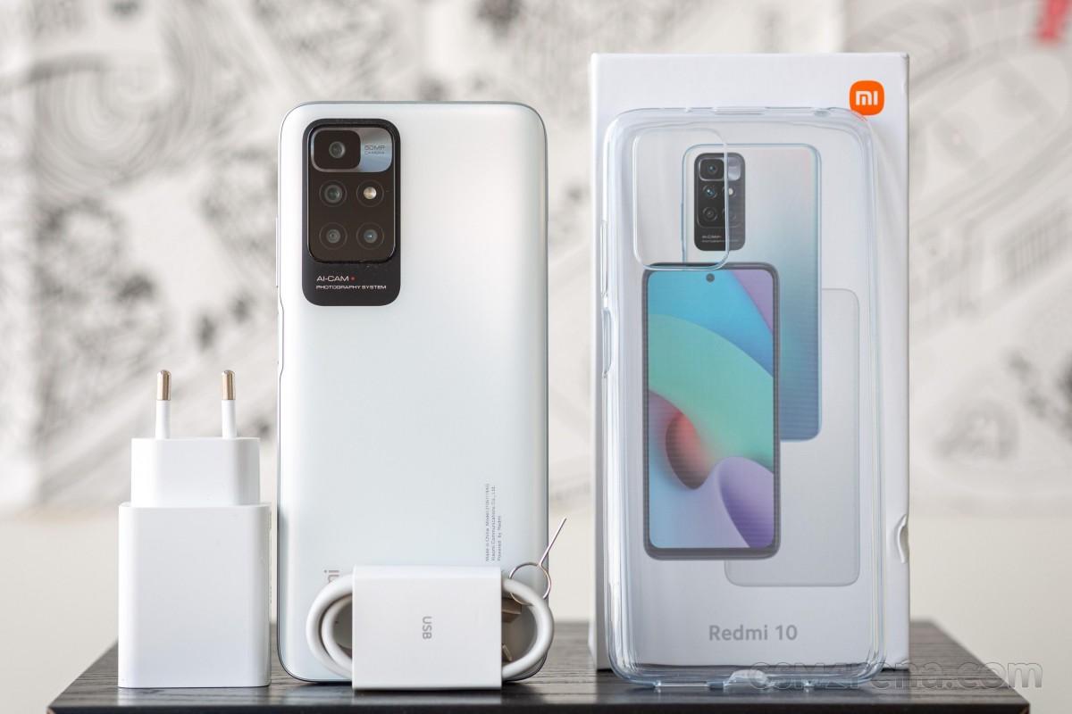 Xiaomi Redmi 10 untuk ditinjau