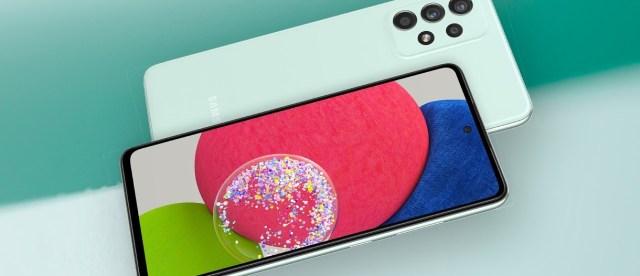 Samsung Galaxy A52s 5G bags Bluetooth certification - GSMArena.com news