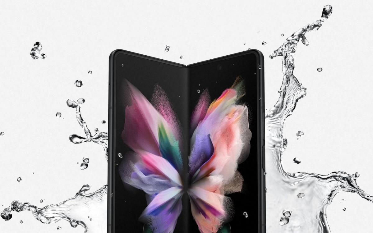Samsung Galaxy Z Fold3 diperkenalkan dengan peringkat IPX8, dukungan S Pen dan kamera di bawah layar