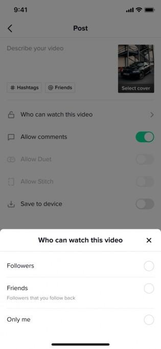 Fitur privasi baru