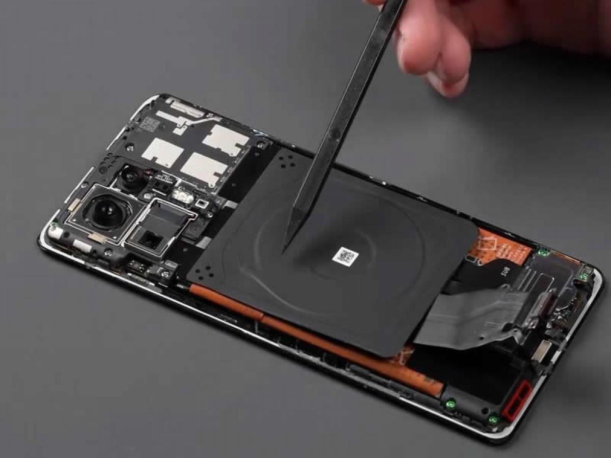 Xiaomi Mix 4 dirobohkan di video