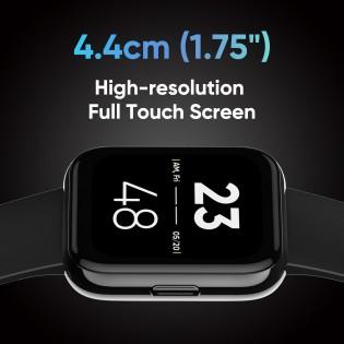 The DIZO Watch Pro has a bigger display (1.75