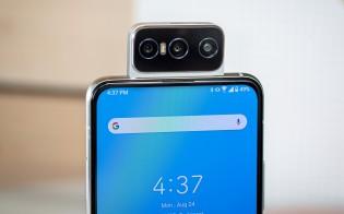Zenfone 7 Pro e sua câmera flip-up