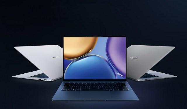 Honor announces MagicBook trio of 16, 16 Pro and V 14