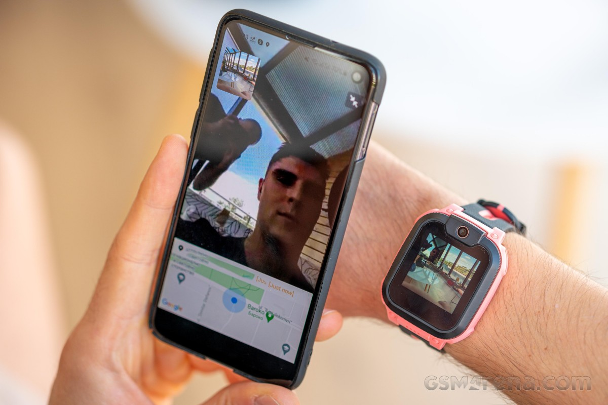 imoo Watch Phone Z1 ulasan