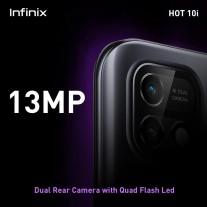 Infinix Hot 10i key features