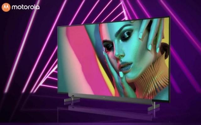 Motorola to introduce a TV alongside its Moto Tab 8 in India