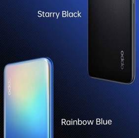 Oppo A55 will have two color options and feature a side-mounted fingerprint scanner