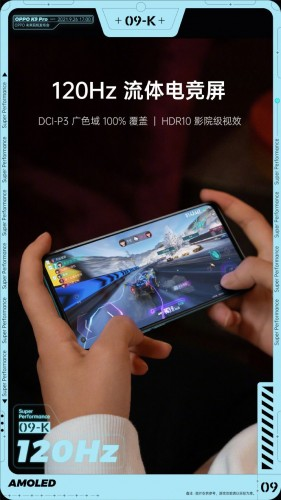 Oppo K9 Pro specs officially confirmed ahead of September 26 launch