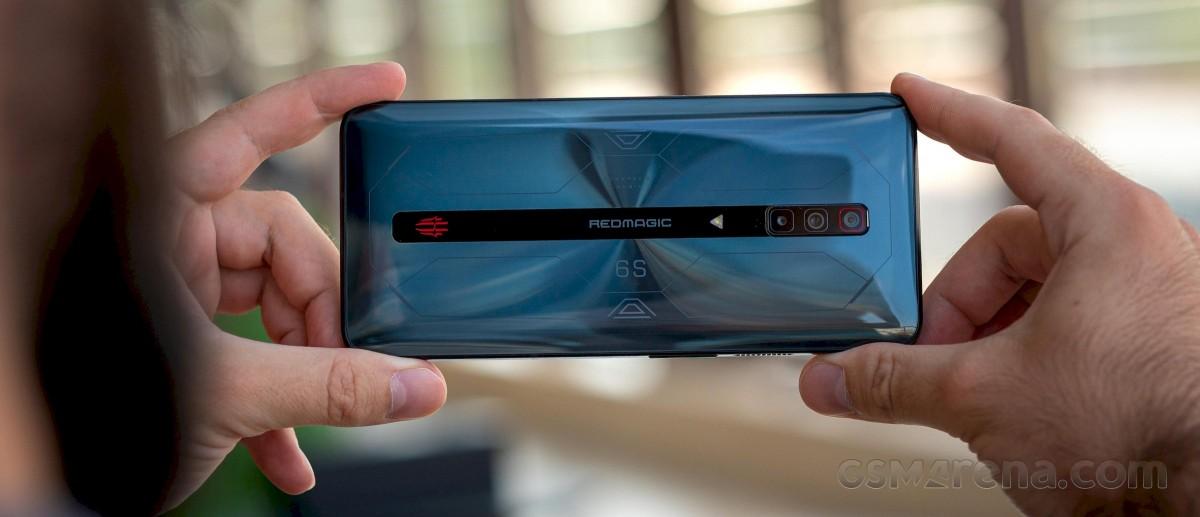 Red Magic 6S Pro hadir dengan Snapdragon 888+, pendinginan yang lebih baik, dan kecepatan pengambilan sampel sentuh 720Hz