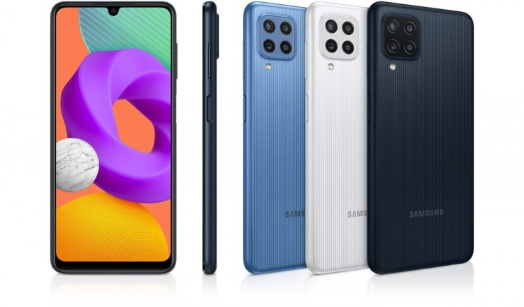 Samsung Galaxy M22 silently launched