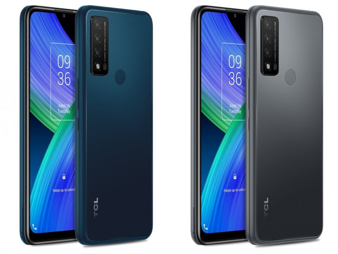 TCL 20 R is official with 5G and low price