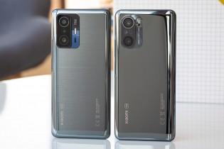 Xiaomi 11T Pro and the Xiaomi Mi 11i