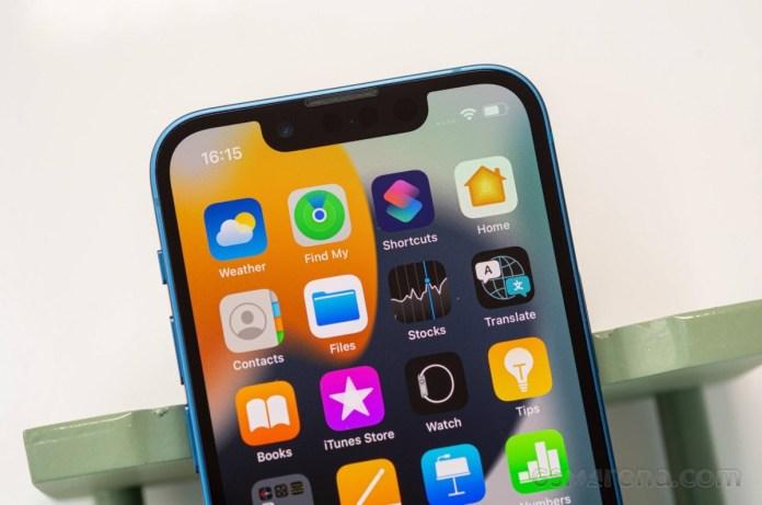 समीक्षा के लिए Apple iPhone 13 मिनी