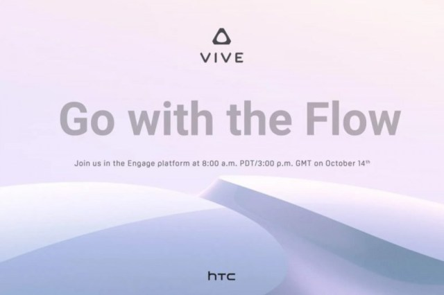 HTC to introduce a new VR headset, primarily for multimedia consumption