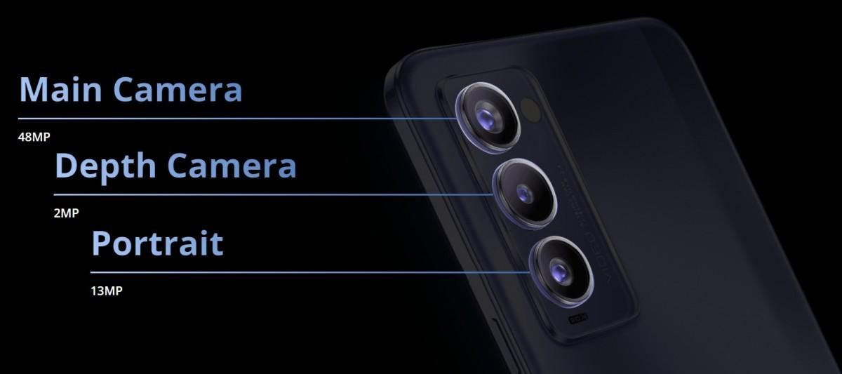 Tecno Camon 18P juga memiliki layar 120 Hz dan chip Helio G96, Camon 18 bertaruh pada 90 Hz