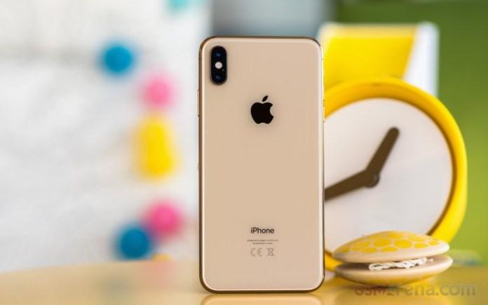 Apple Iphone Xs Max Review Gsmarena Com Tests