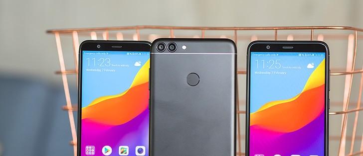 Huawei P Smart Review Gsmarenacom Tests