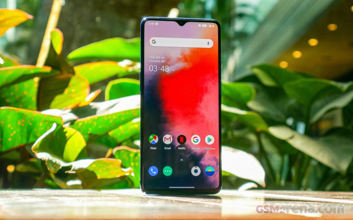 Are we going to see OnePlus 7T's display on a Realme phone?
