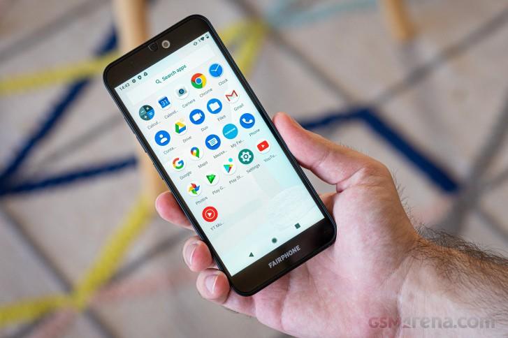 هاتف Fairphone 3+ الجديد مراجعة شاملة - أسود التكنولوجيا هاتف Fairphone 3+