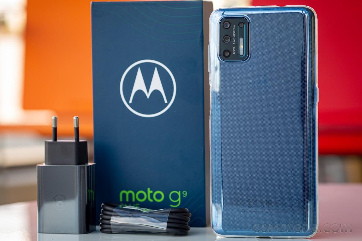 Ulasan Motorola Moto G9 Plus