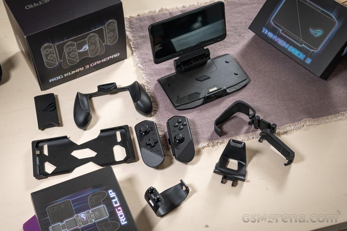 Review hands-on aksesoris baru ROG Phone 3