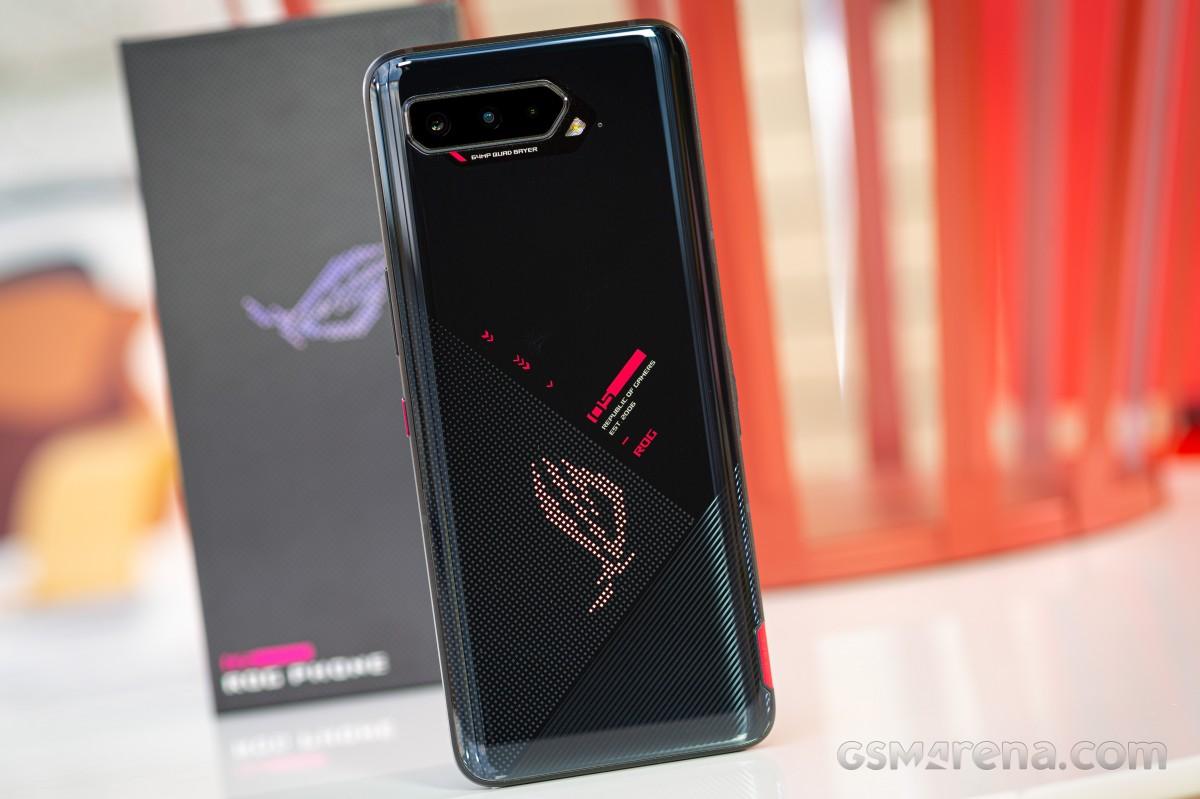 Asus ROG Phone 5 review