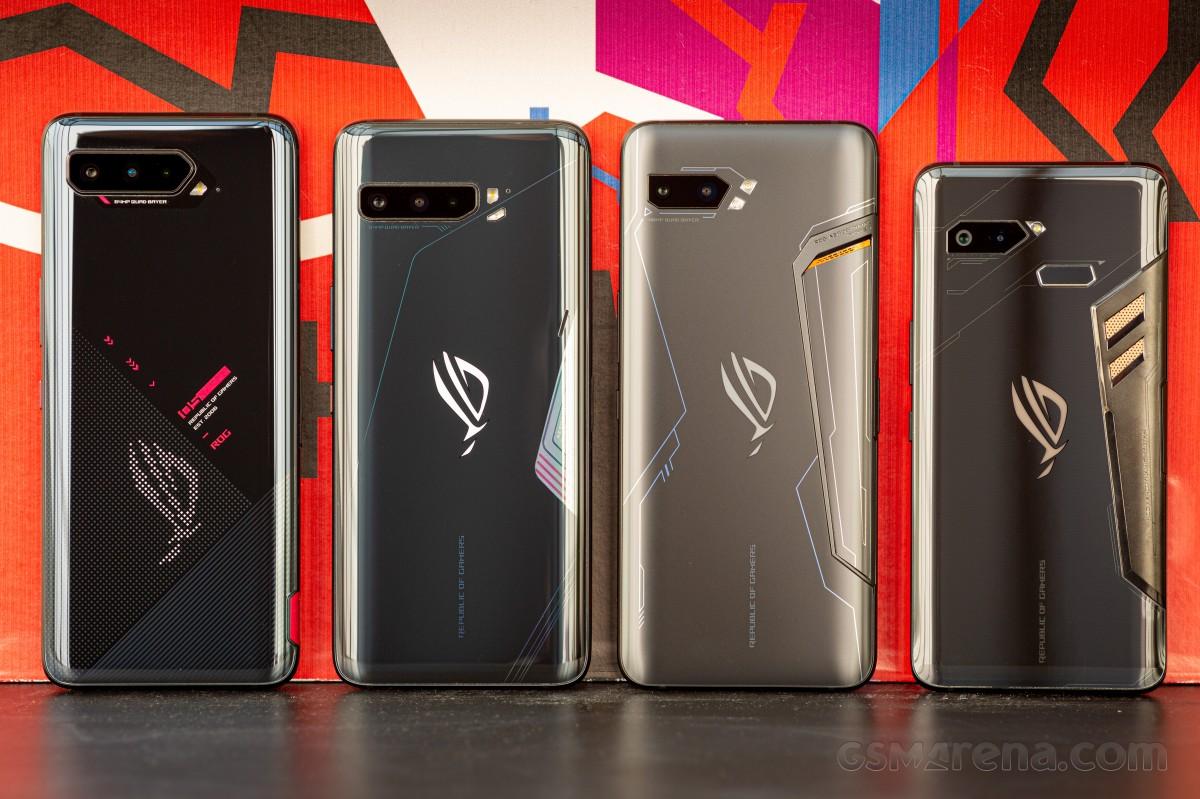 Asus ROG Phone 5 review: Design, controls, connectivity