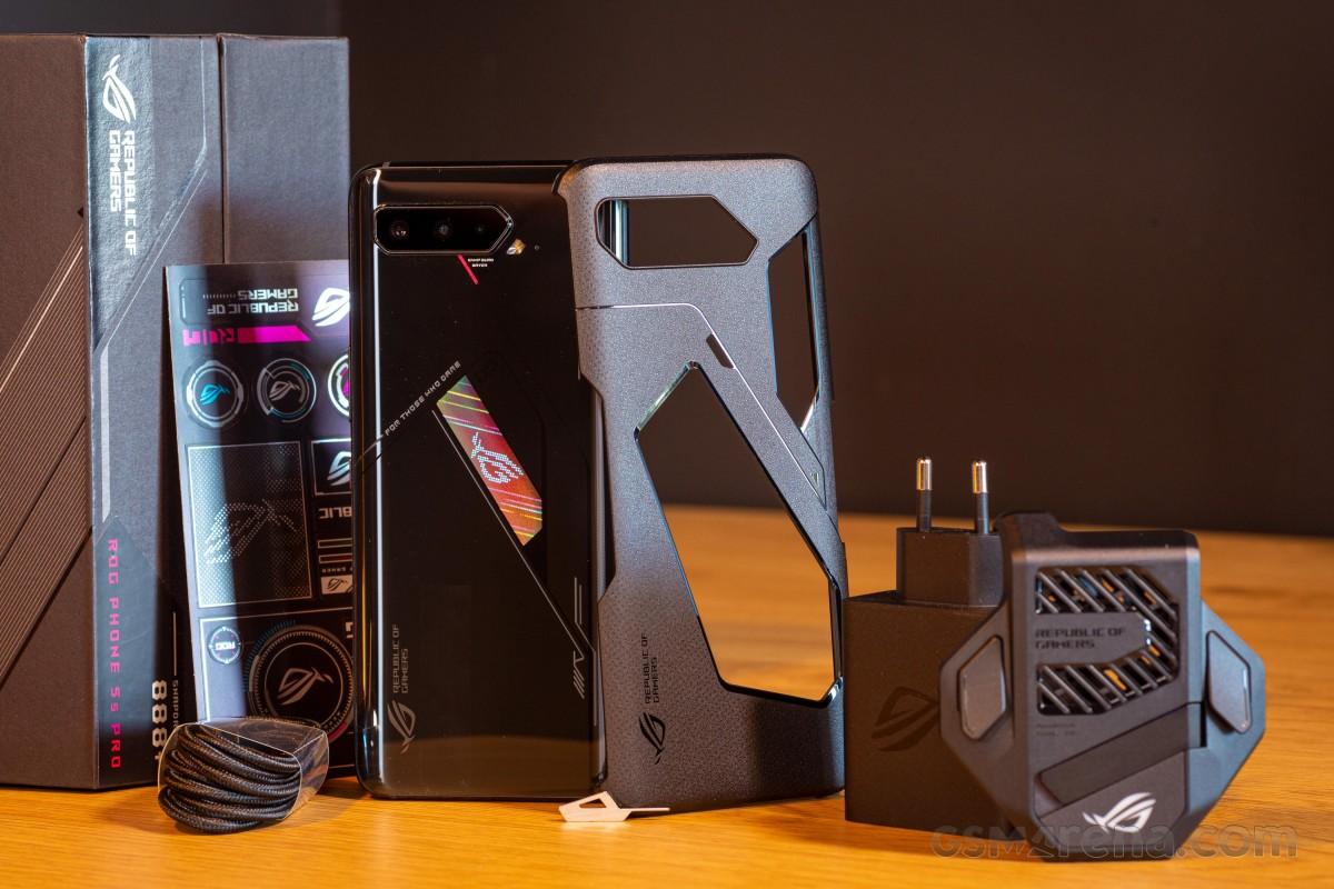 Ulasan langsung Asus ROG Phone 5s Pro