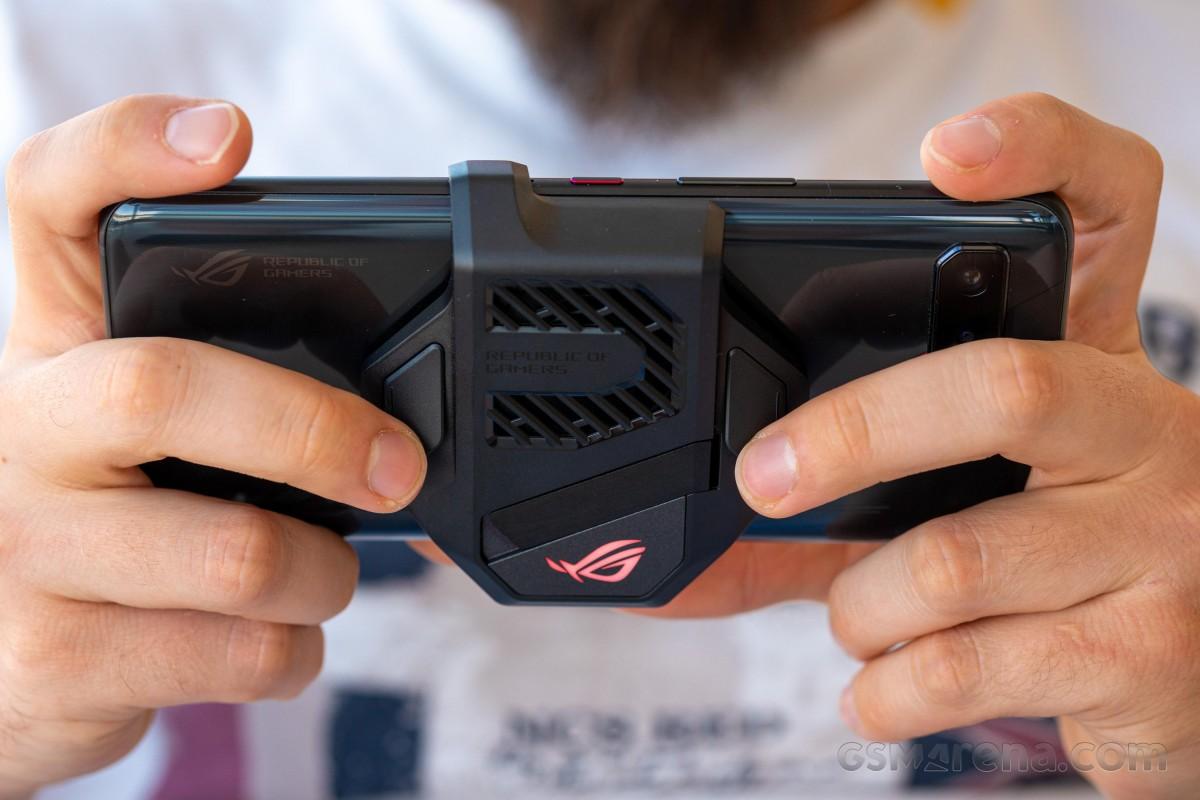 Ulasan Asus ROG Phone 5s Pro