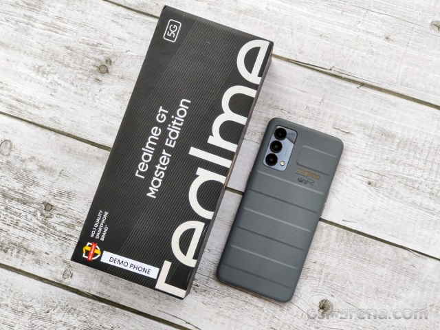 Realme GT Explorer Master and GT Master hands-on review