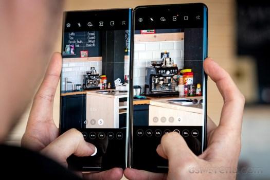 Samsung Galaxy Note20 Ultra vs. S21 Ultra camera comparison