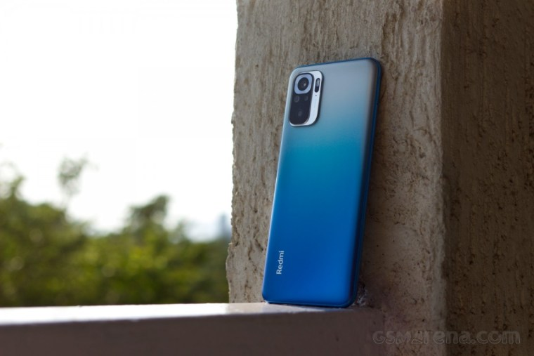 Xiaomi Redmi Note 10s hands-on review