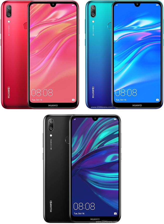 Huawei Y7 Prime 2019 Pictures Official Photos