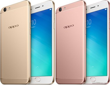 Oppo F1s pictures, official photos