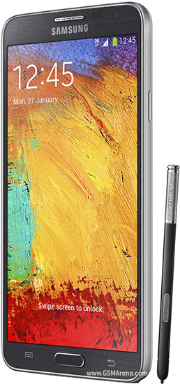 Samsung Galaxy Note 3 Neo pictures. official photos