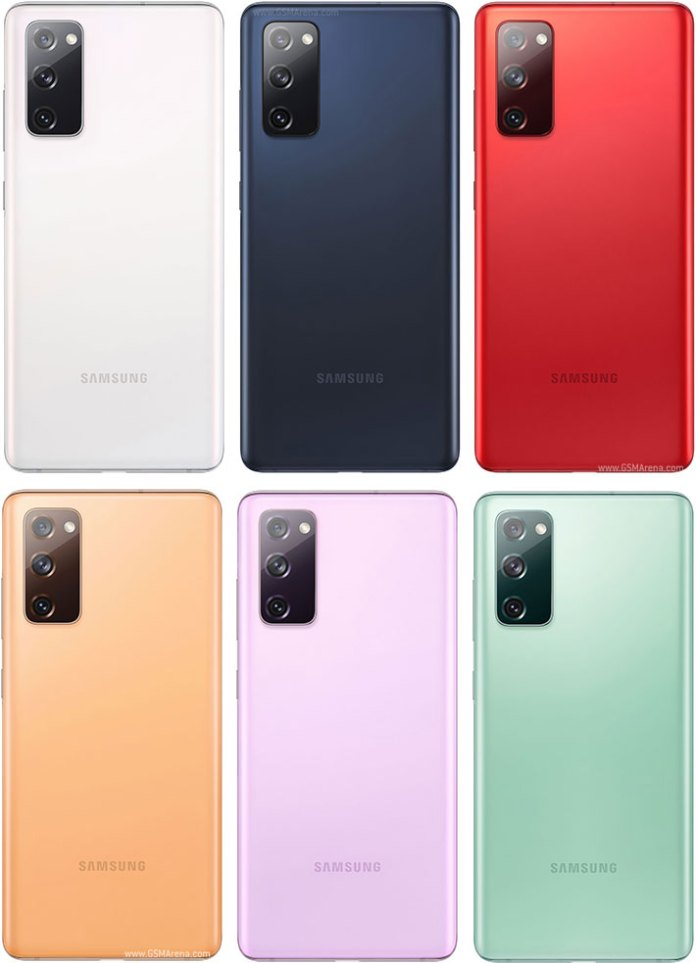 Samsung Galaxy S20 Fe 5g Pictures Official Photos