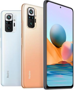 Xiaomi Redmi Note 10 Pro Max pictures, official photos