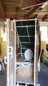 The unique BOB Toilet (Biodegradable, Zero Waste Toilet Without Water)