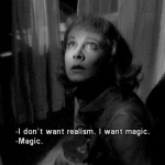 Wicked Wednesday #169 — I don't want realism, I want magic