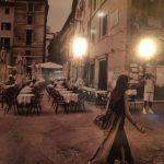 Friday Flash No. 6 — Leaving an Italian Restaurant