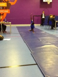Matteo - Floor Routine