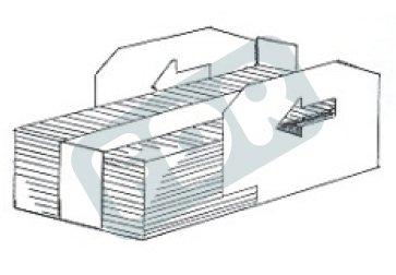 Konica Minolta Staples: Konica Staple 4599161001 [Type O