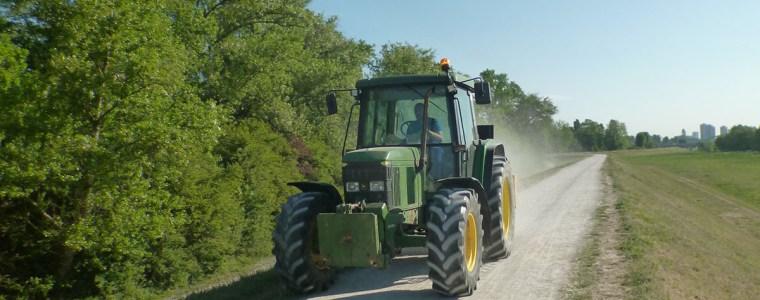 Circulation des engins agricoles et réglementation