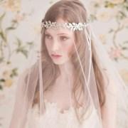 bridal accessories angel design