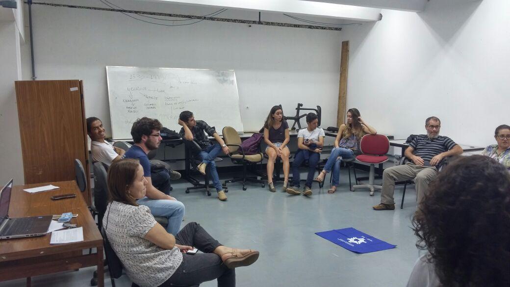 Coordenação Nacional faz passada na Universidade de Brasília