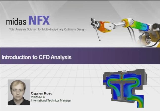 CFD Analysis Introduction Webinar