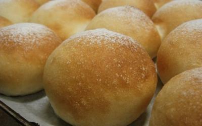 パン 焼き上がり