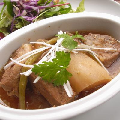 豚ロースのアジア風さっぱり煮